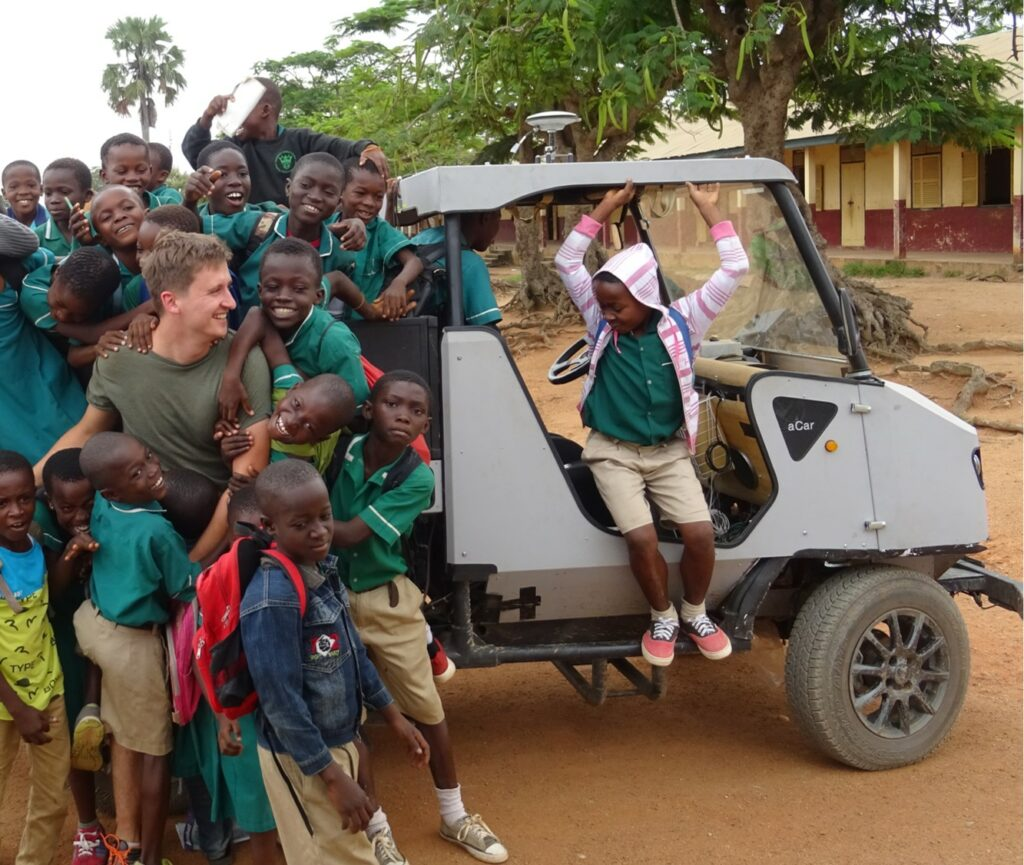 Phase 1: Prototype Expedition in Ghana